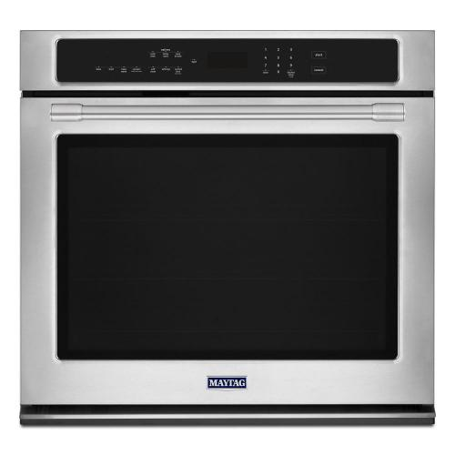 Maytag Canada - 27-INCH WIDE SINGLE WALL OVEN WITH TRUE CONVECTION - 4.3 CU. FT.