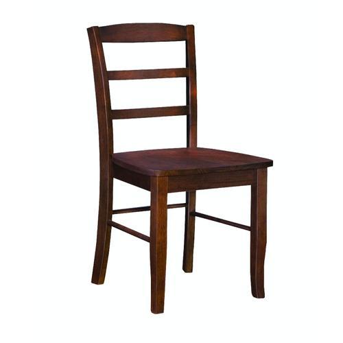 John Thomas Furniture - Madrid Chair in Espresso