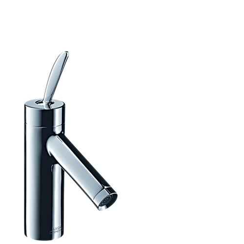 Chrome Single lever basin mixer 70 with pop-up waste set