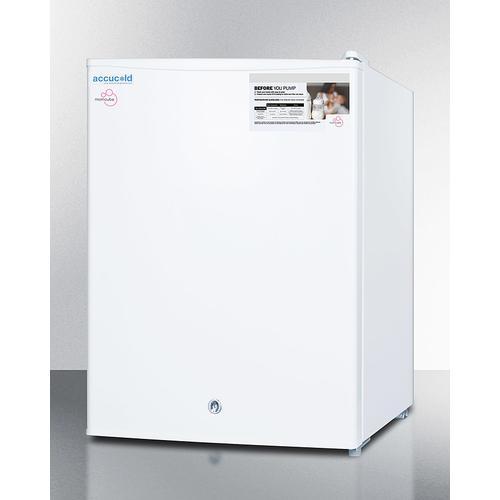 Summit - Countertop Momcube(tm) Breast Milk Freezer