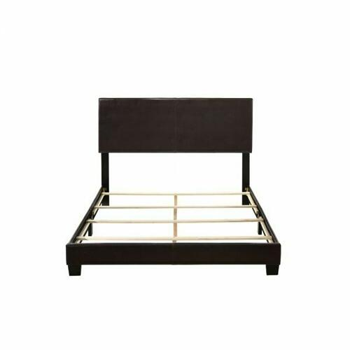 ACME Lien Queen Bed - 25750Q - Espresso PU
