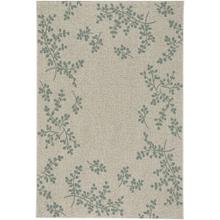"Finesse-Winterberry Spa - Rectangle - 3'11"" x 5'6"""