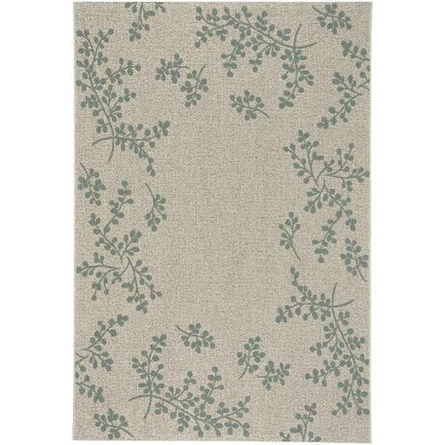 """Finesse-Winterberry Spa - Rectangle - 3'11"""" x 5'6"""""""