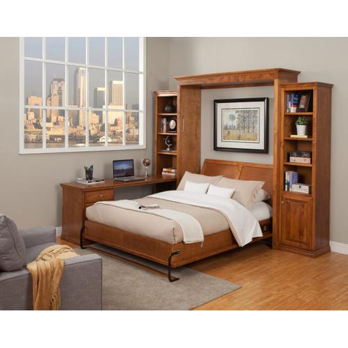 VE7392-Q Verona Murphy Bed