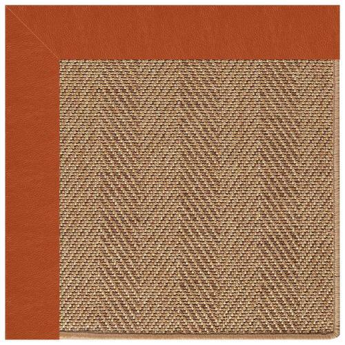 """Capel Rugs - Islamorada-Herringbone Classic Persimmon - Rectangle - 24"""" x 36"""""""