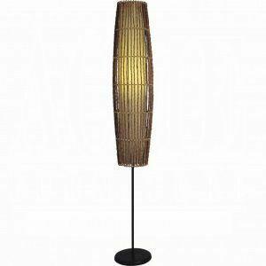 ACME Bamboo Floor Lamp - 03016 -