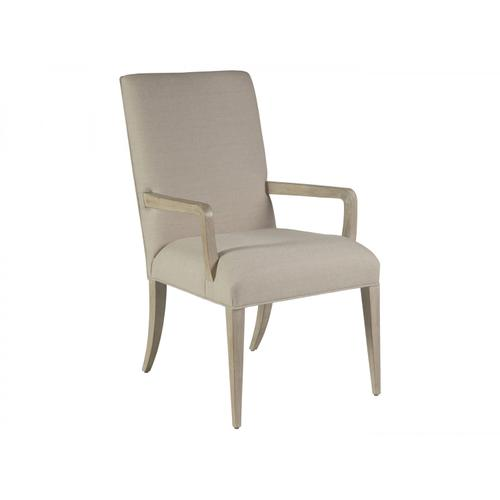 Madox Upholstered Arm Chair