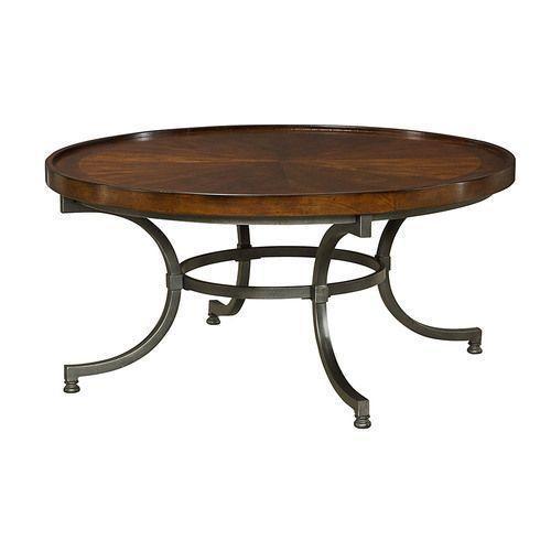 La-Z-Boy - Barrow Round Cocktail Table