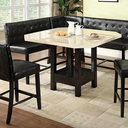 See Details - Bahamas Corner Counter Ht. Chair