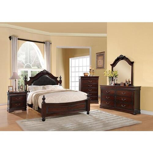 GWYNETH QUEEN BED
