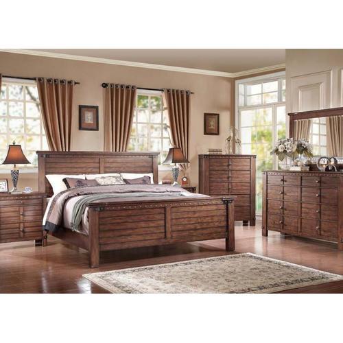 Acme Furniture Inc - Brooklyn California King Bed
