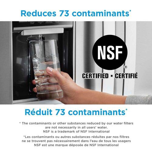 Ice & Water Refrigerator Filter 3.