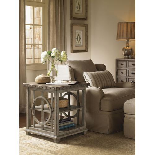 Wyatt Lamp Table