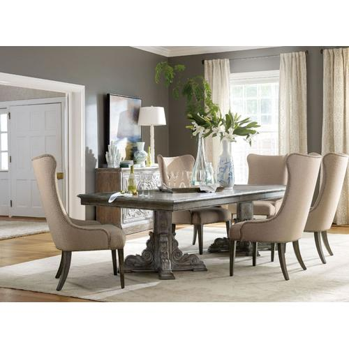 Dining Room Rectangle Dining Table Base