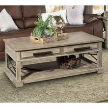 View Product - SUNDANCE - SANDSTONE Cocktail Table