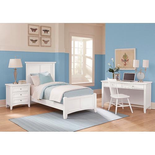 Vaughan-Bassett - Mansion Bed Twin & Full