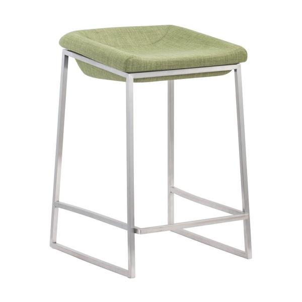 See Details - Lids Counter Stool Green