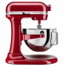 See Details - Professional 5™ Plus Series 5 Quart Bowl-Lift Stand Mixer - Empire Red