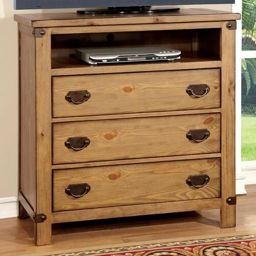 Pioneer Media Chest