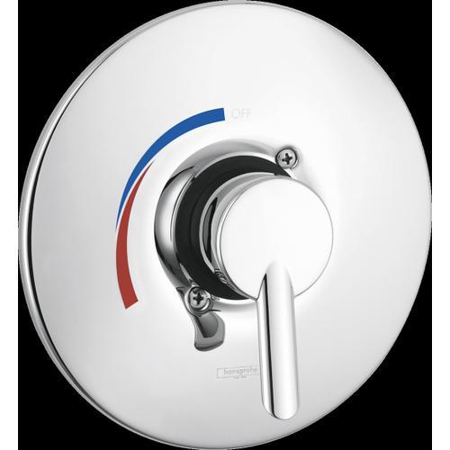 Hansgrohe - Chrome Pressure Balance Trim S