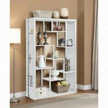 ACME Cargo Shelf Rack / Book Shelf - 77888 - White