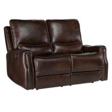 See Details - Gage Power Recline Loveseat with Power Headrest