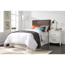 BROWN QUEEN/FULL HEADBOARD @N