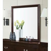 Louis Philippe Square Dresser Mirror Product Image