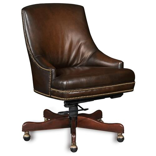 Hooker Furniture - Heidi Executive Swivel Tilt Chair