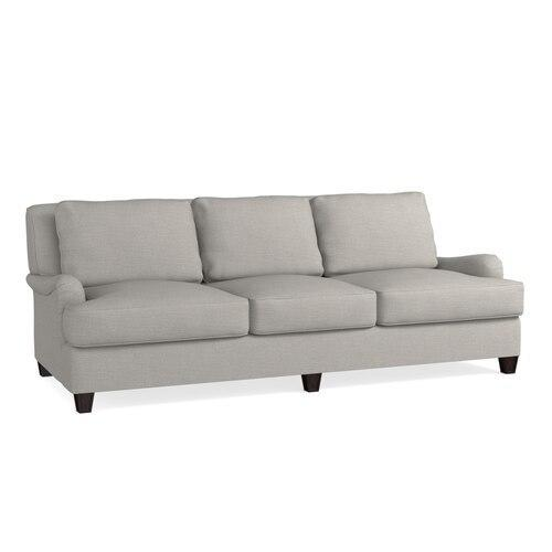 Exeter Sofa, Arm Style Track
