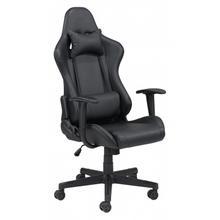 See Details - Nova Gaming Chair Black