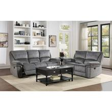 See Details - Double Reclining Sofa & Loveseat