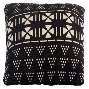 Zulu Patterned Cushion- Large