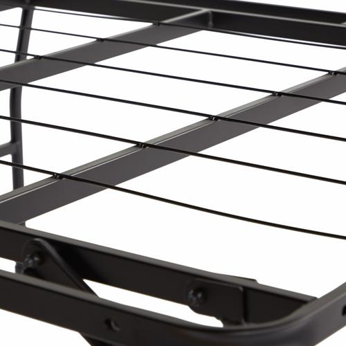 "Structures Highrise HD Bed Frame, 18"", Twin"