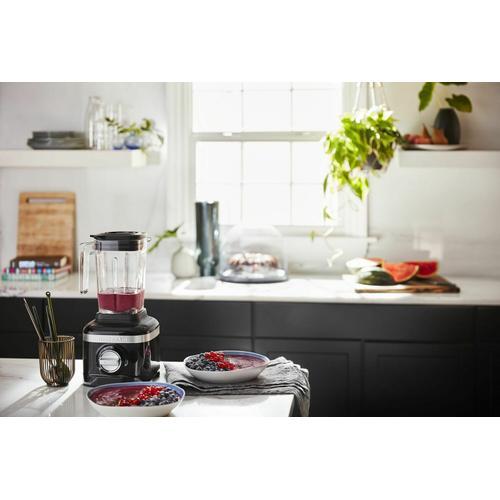 KitchenAid - K150 3 Speed Ice Crushing Blender - Onyx Black