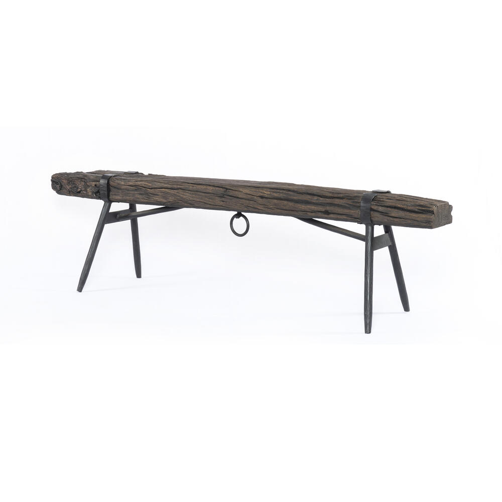 Sylvie Bench-reclaimed Natural
