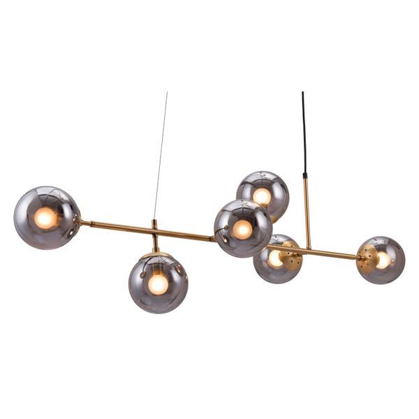 See Details - Gisela Ceiling Lamp Gold