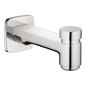Chrome Tub Spout with Diverter Product Image