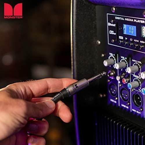 Monster Cable - Monster Prolink Performer 600 Speaker Cable - Stra