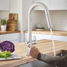 Beale MeasureFill Touch Kitchen Faucet - 1.5 GPM  American Standard - Stainless Steel
