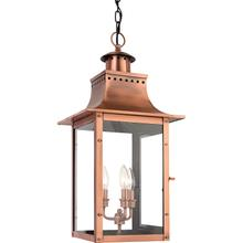 View Product - Chalmers Outdoor Lantern in Aged Copper