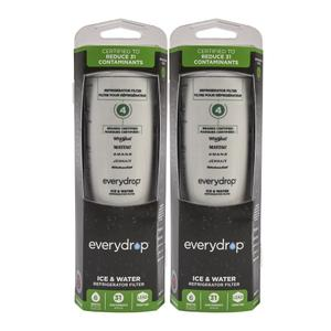 WhirlpoolEverydrop® Refrigerator Water Filter 4 - EDR4RXD1 (Pack Of 2)