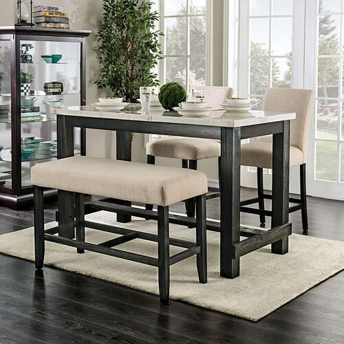Brule Counter Ht. Table