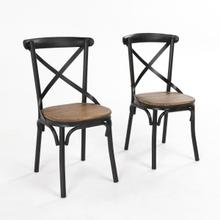 See Details - Kaida Dining Chair Set of 2