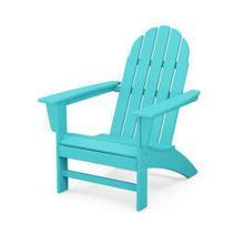 Vineyard Adirondack Chair in Aruba