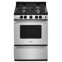 See Details - 24-inch Freestanding Gas Range with Sealed Burners