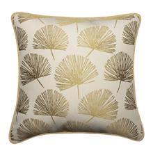 Dandelion Cushion - Gold