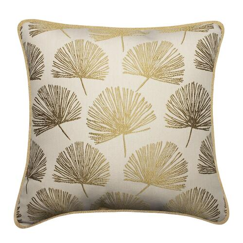 Dandelion Cushion - Coral