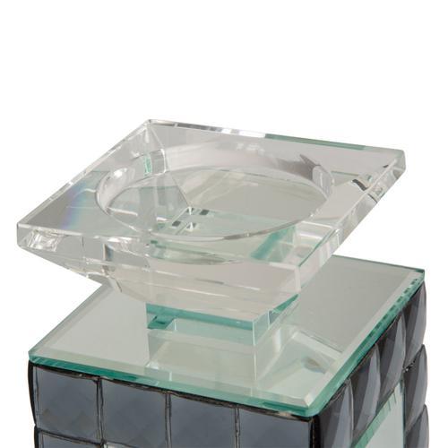 Amini - Mirrored Candle Holder Medium (6/pack) 152m