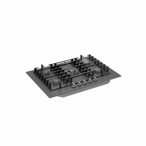 Benchmark® Gas Cooktop 30'' Hard Glass, dark silver NGMP077UC